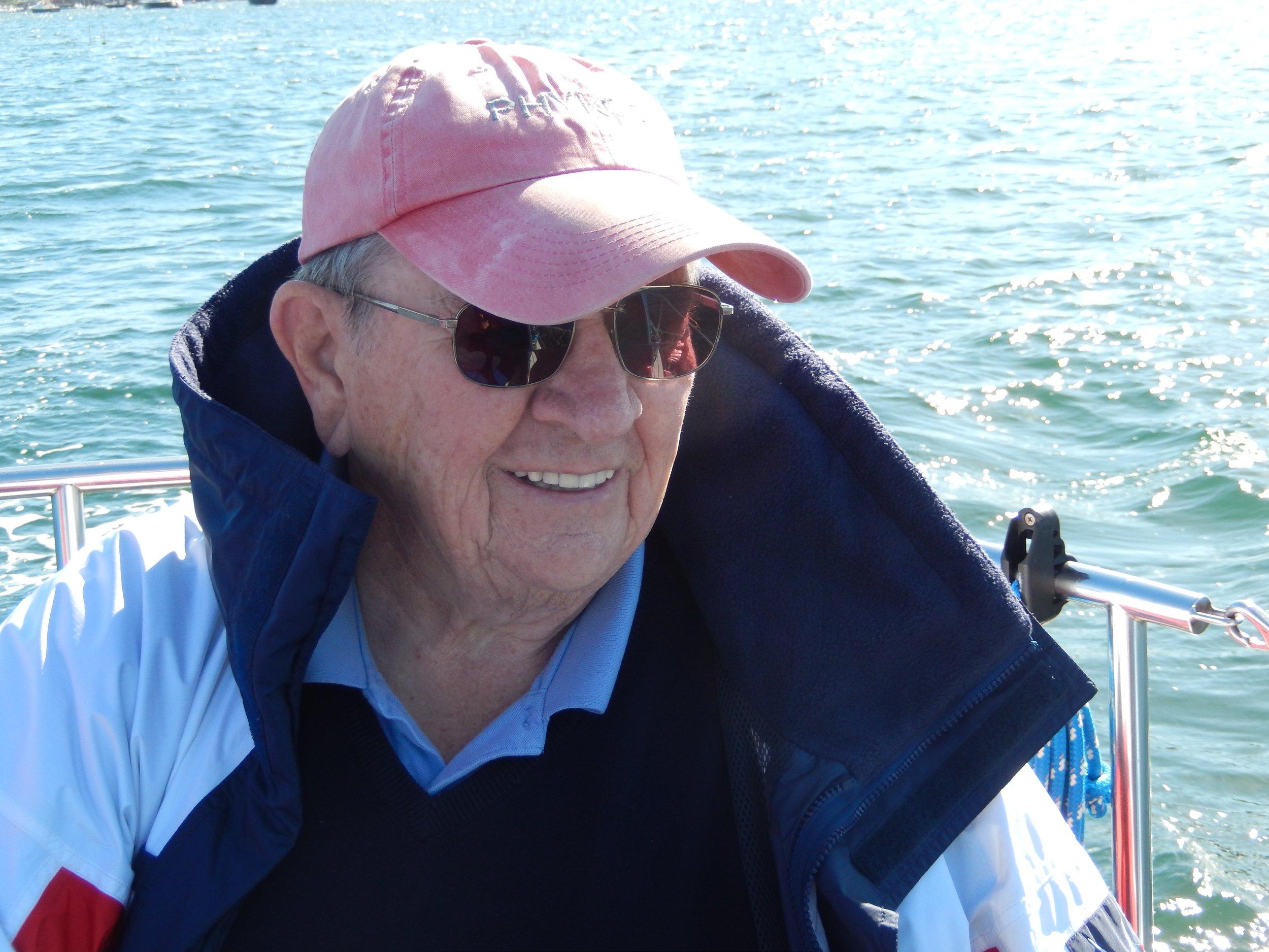 Meet Dr. Richard Fralick, scientist, scuba diver, explorer.
