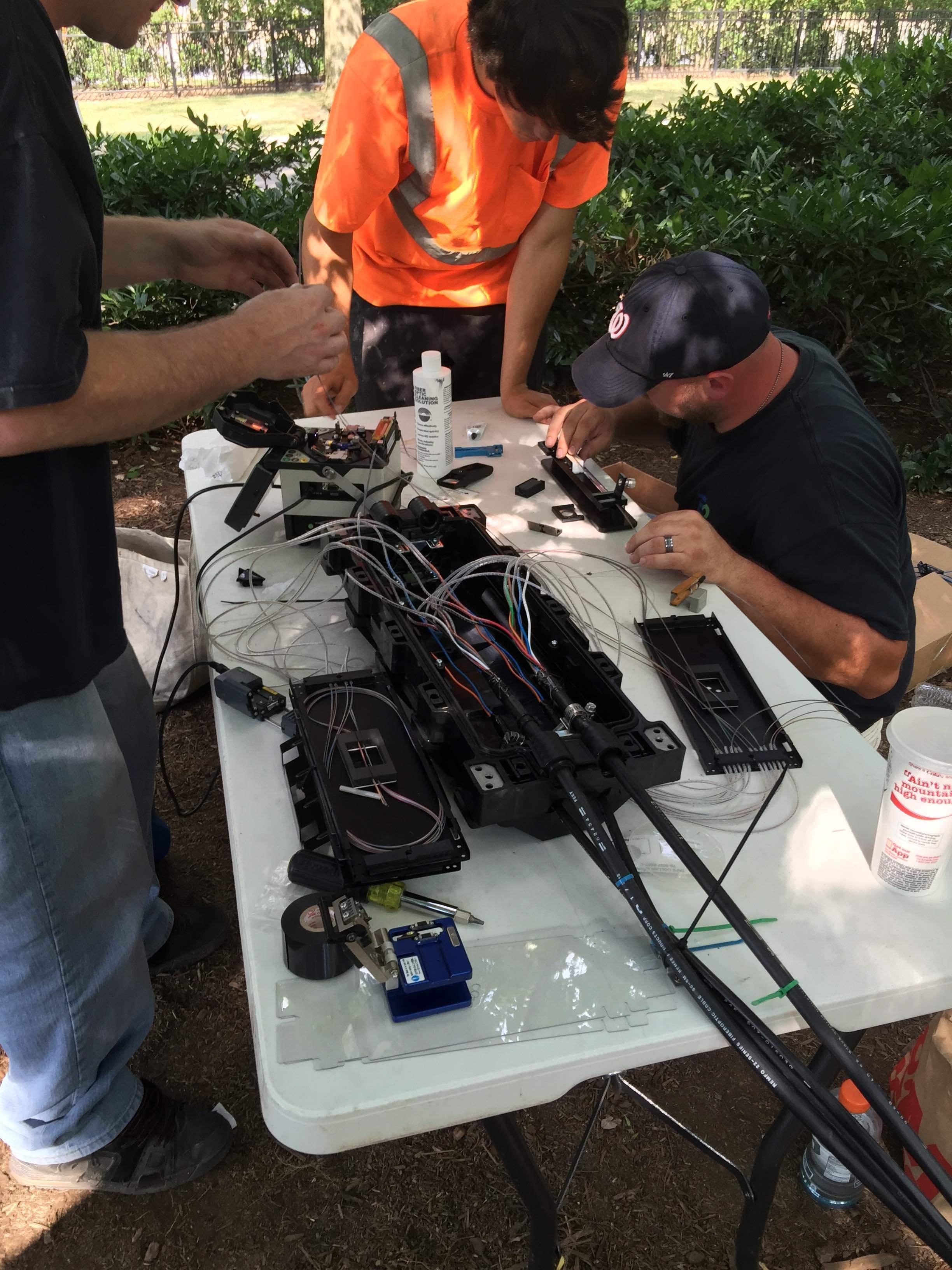 LN-TECH-Fiber-Splicing-OSP-contractor-MD-DC-VA