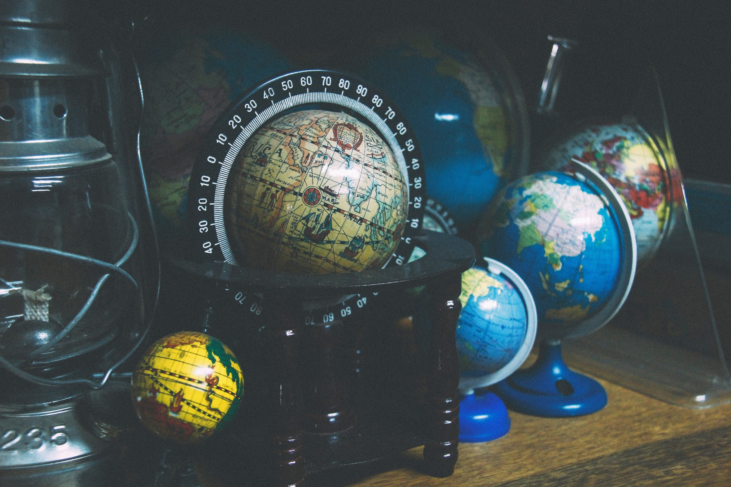 Here is my world view -