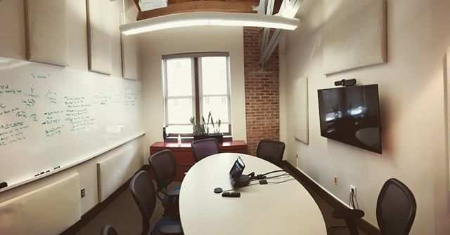Conference room buildout came out nicely.  #lntechllc #smallbusiness #entrepreneurship