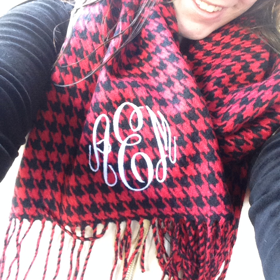 Scarf by Marley Lilly
