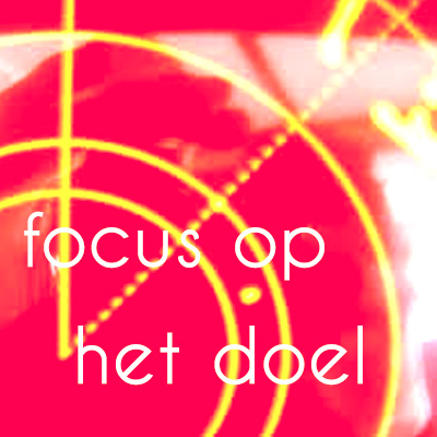 Copy of Focus op het doel