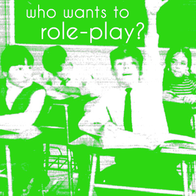 Copy of Who wants to role-play?