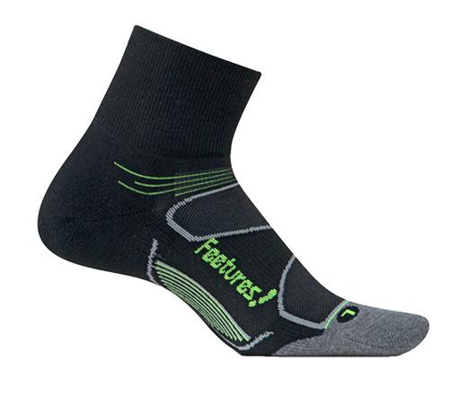 Feetures - Elite Cushion Quarter Socks