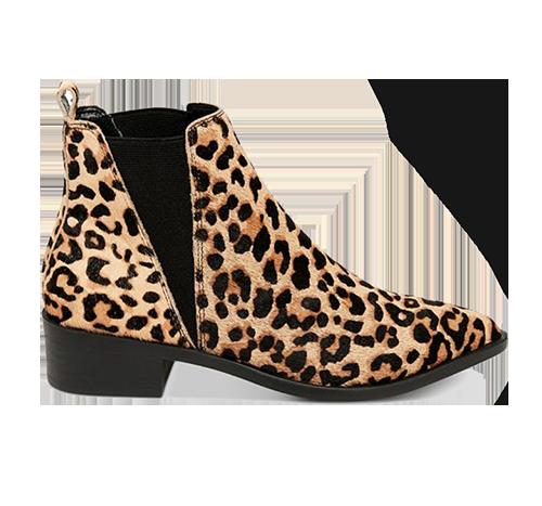 Steve Madden - Jerry Leopard Booties