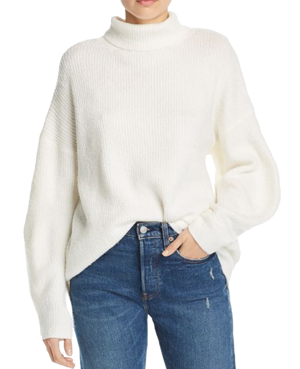 French Connection - Urban Flossy Ribbed Knit