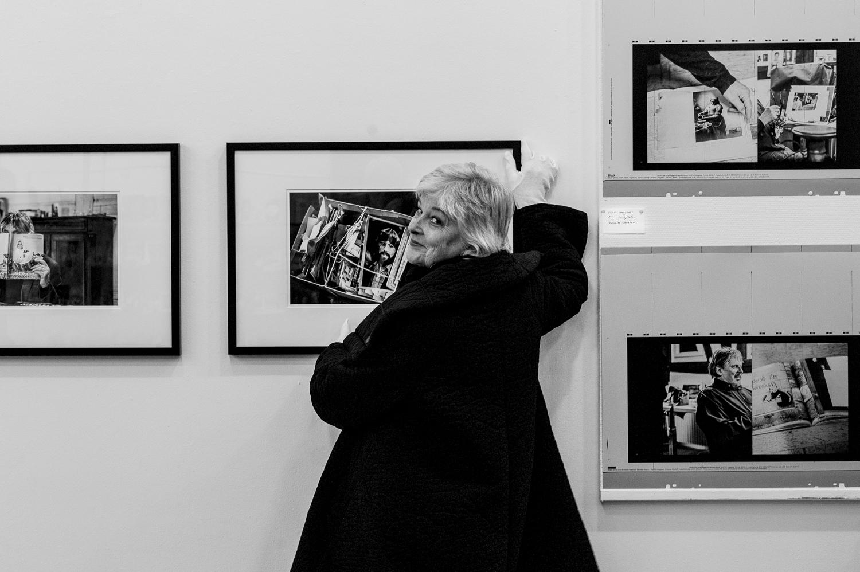 """Kupke Imagines"", Museum der Stadt Sindelfingen, Monika Houck, November 11, 2016©Dieter Pfleiderer"