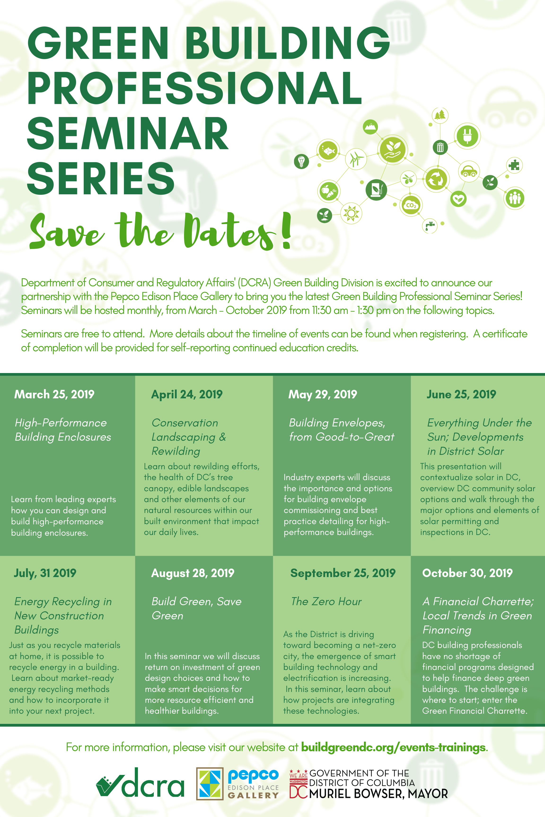 2019 Green Building Professional Seminar Series Graphic - Promotional Flyer or Poster V2.png