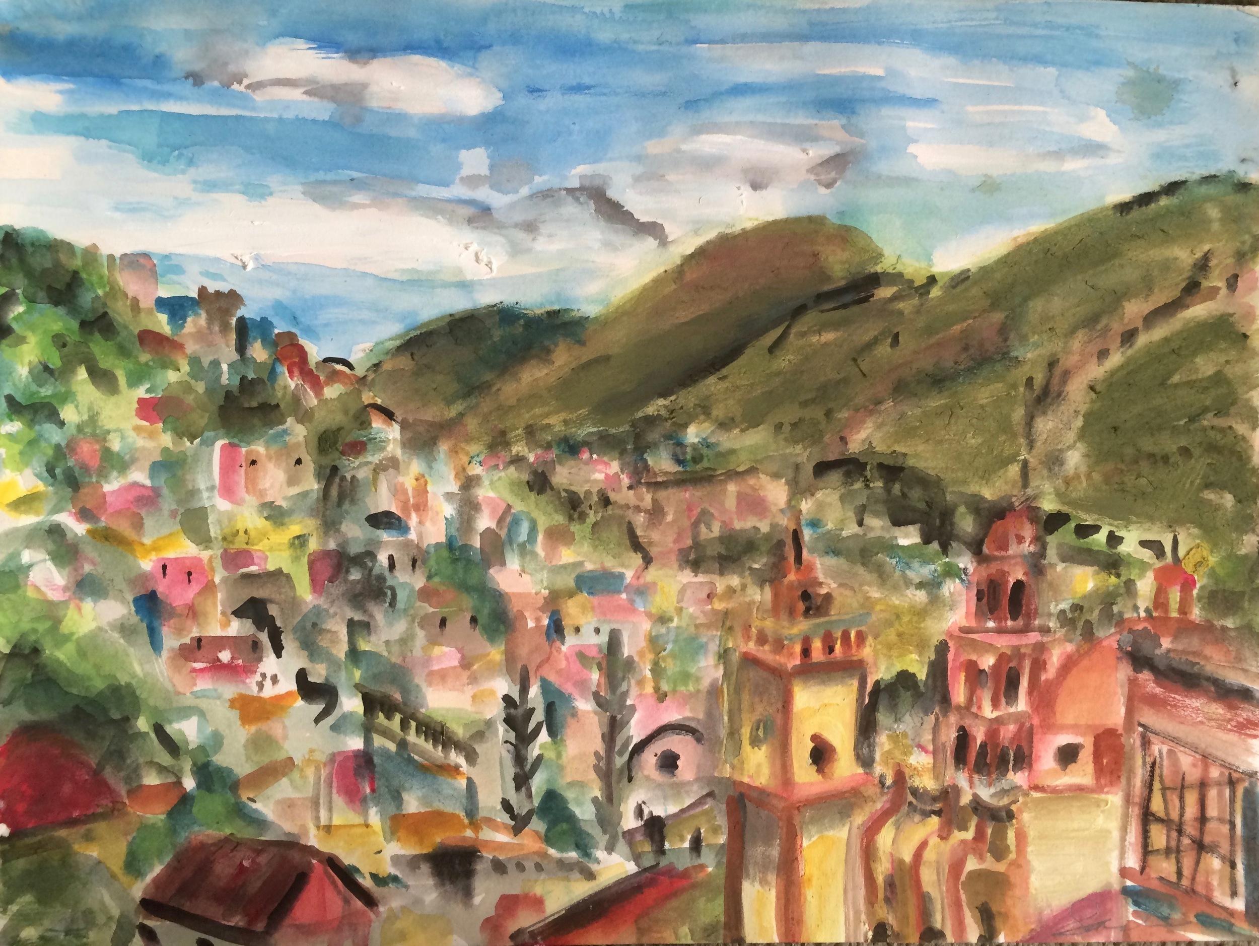 Dreamy Guanajuato