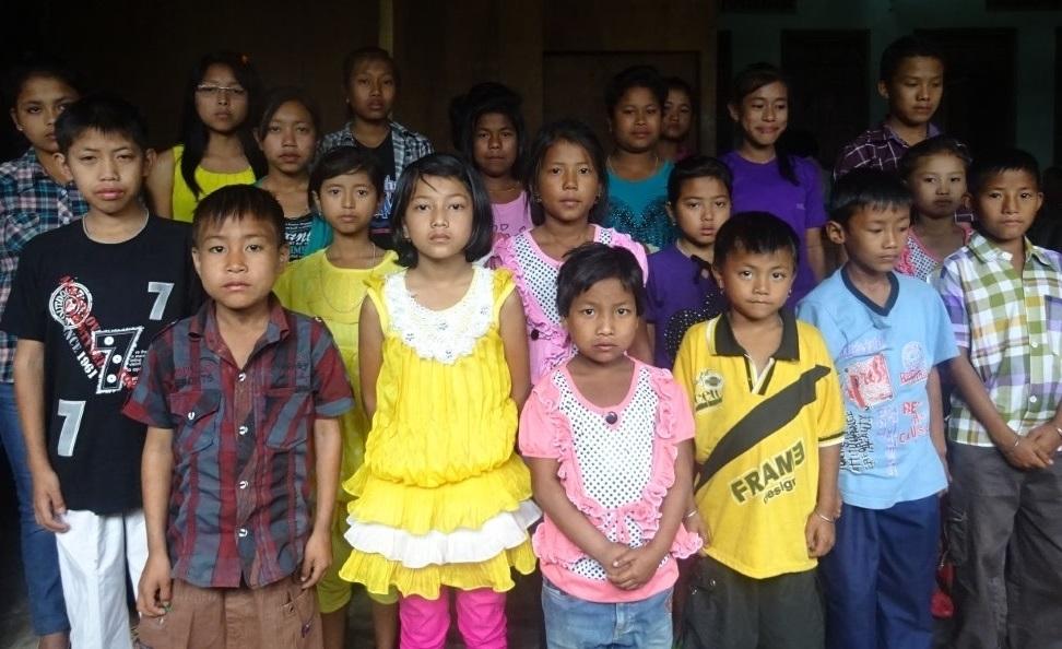 Children in the Program