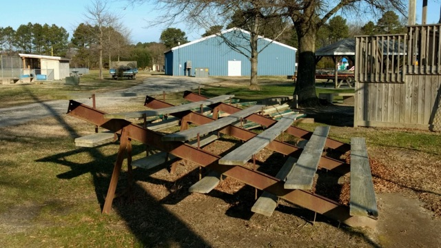 Bleachers to be replaced