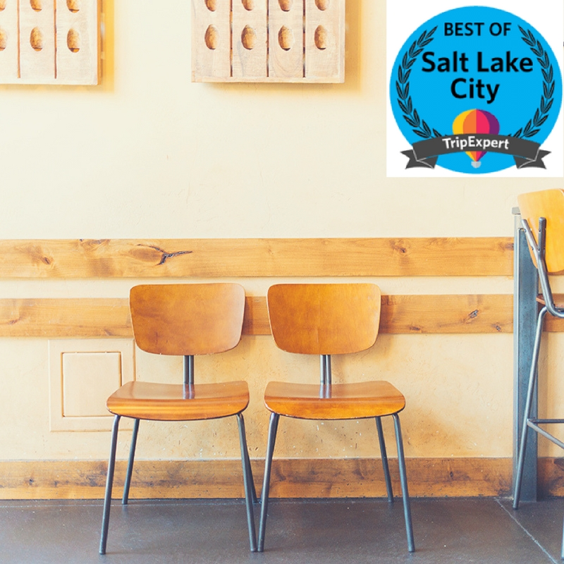 Pago named as one of the Best of Salt Lake City by Trip Expert.