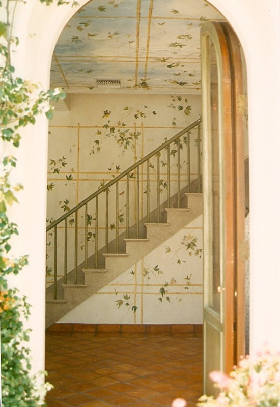 Copy of Painted Trellis