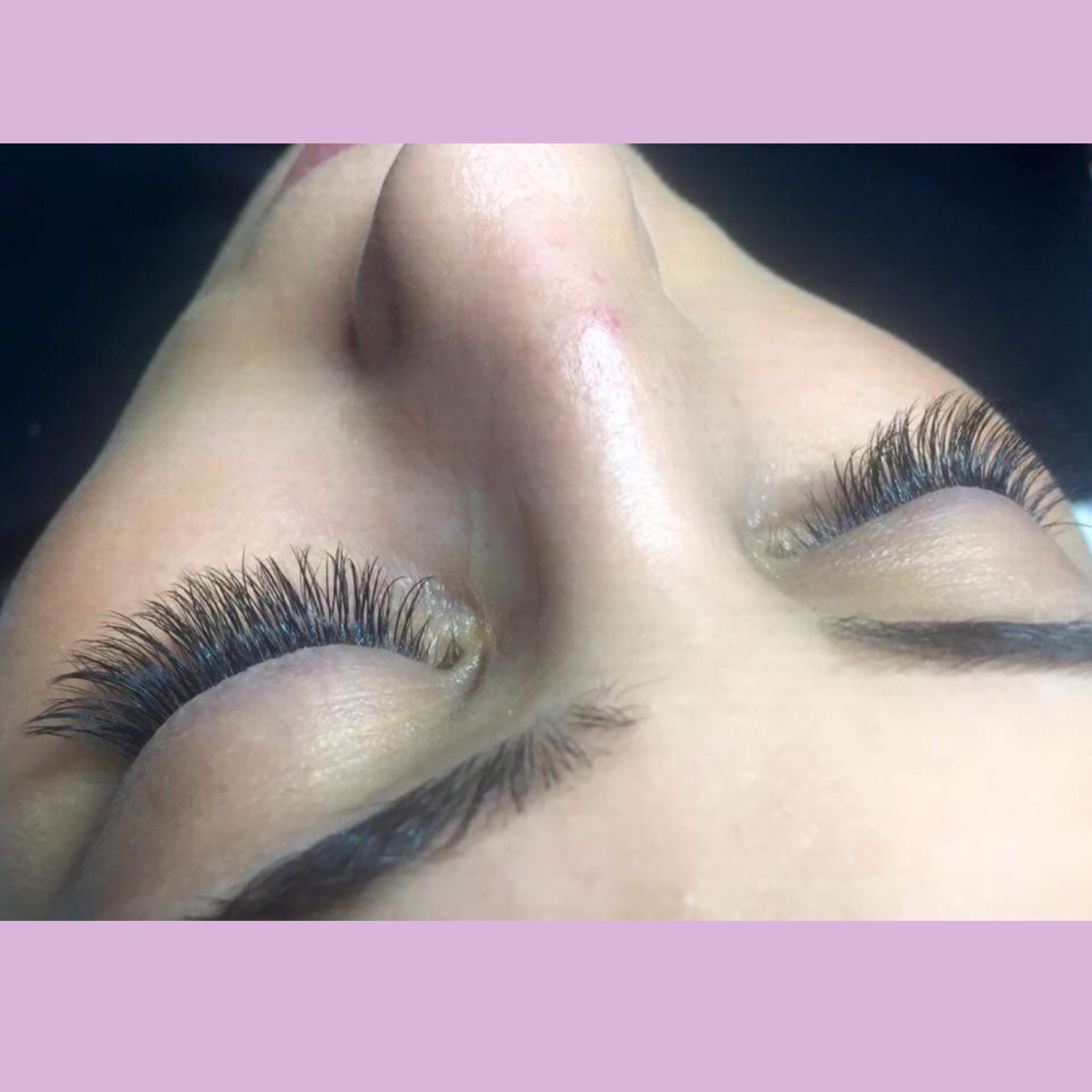 Here is a Beautiful Set of Classic Lashes