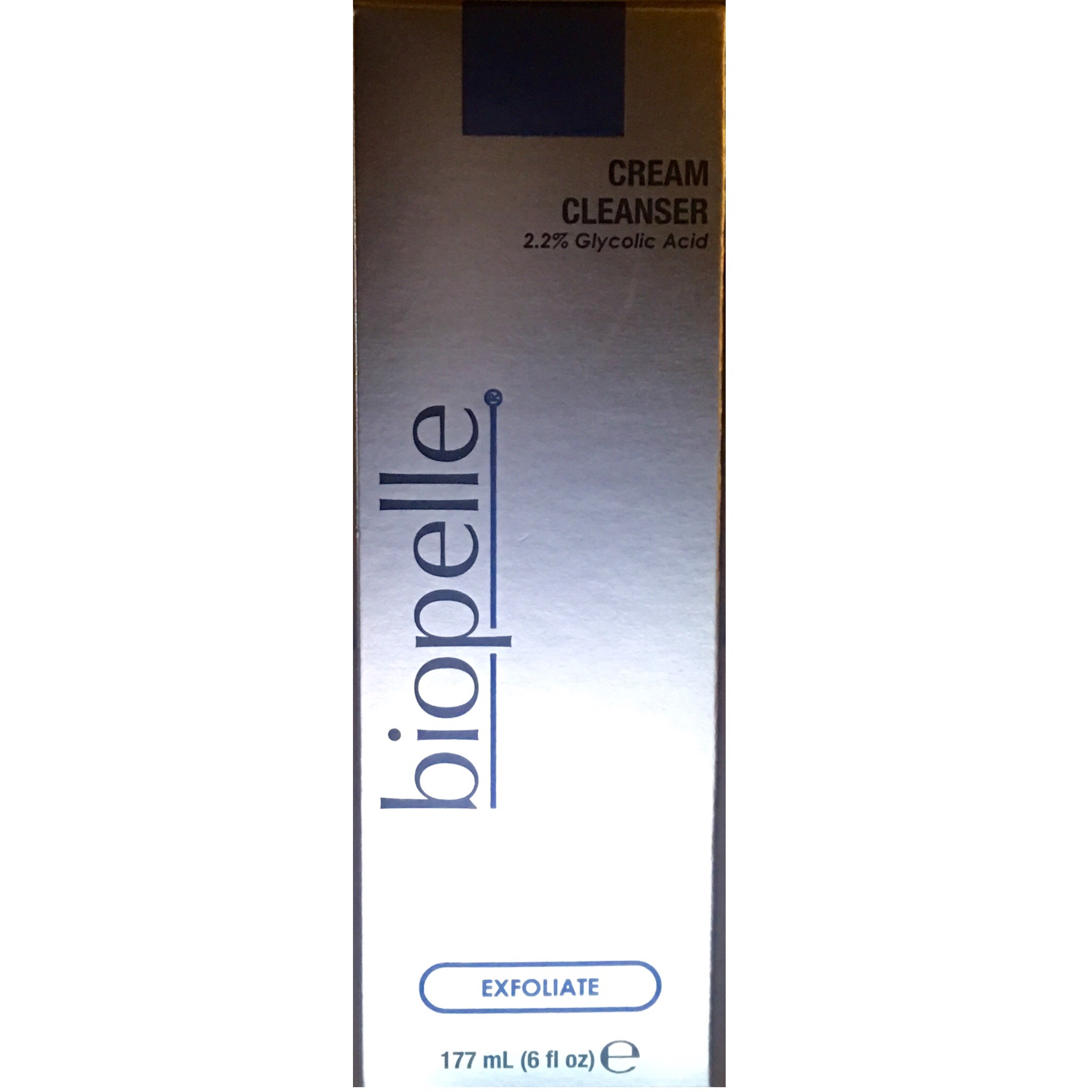 Love Biopelle! There cleansers and glycolic peel for the pm! Also retinol for day! This is the bomb! Can't live without!