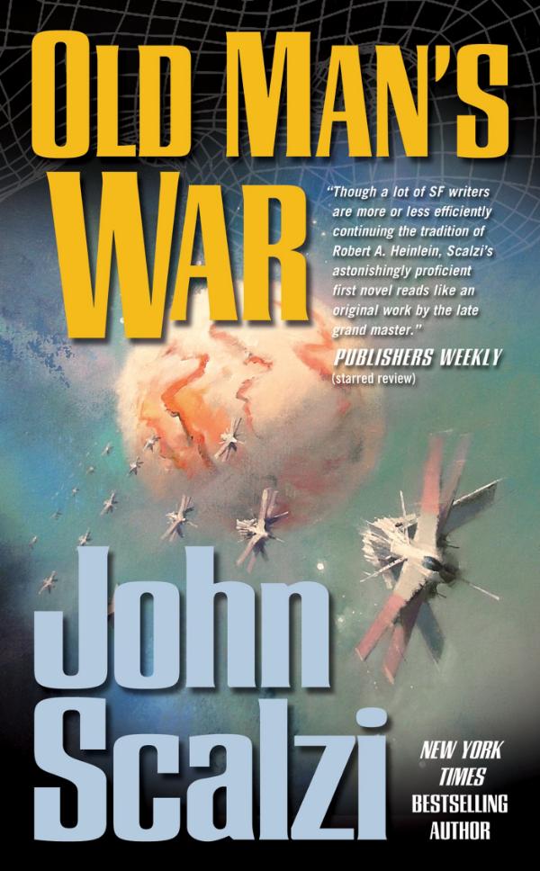 Old Mans War - Book 1