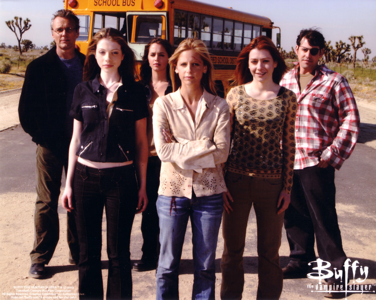 The Scooby Gang from Buffy the Vampire Slayer