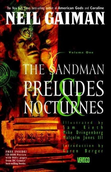 The Sandman: Preludes & Nocturnes by Neil Gaiman
