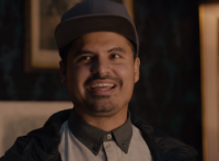 Michael Pena portrays a humorous character named Luis in the Ant-Man film.