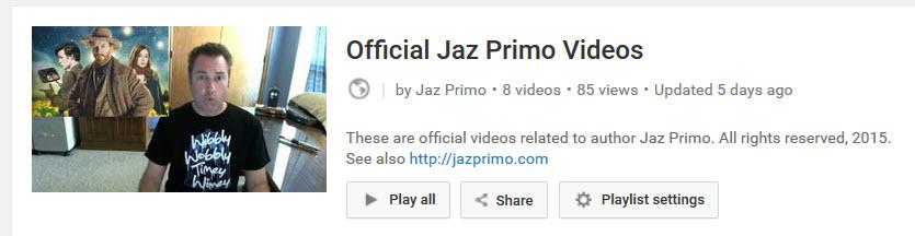 Jaz YouTube Channel