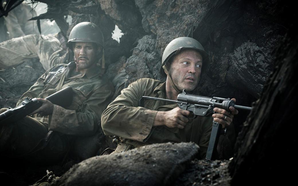 Vince Vaughn as Sergeant Howell.