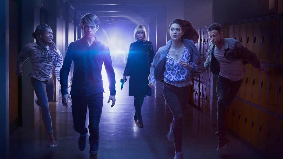 "The new show ""Class"" by the BBC. Late word is that season 1 will be its final season!"