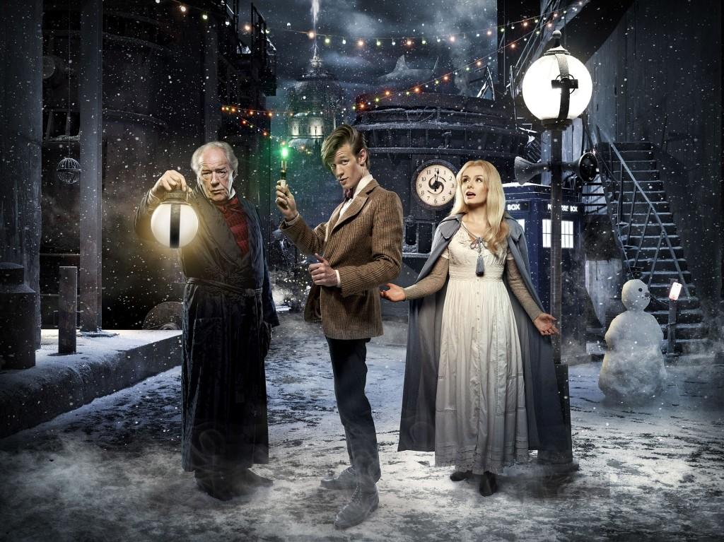 Doctor Who:A Christmas Carol