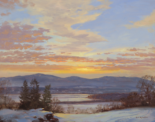 Gurney Winter Sunset.11x14.jpg