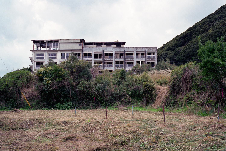 Boyo Hotel, Japon - 2007 - 50x65cm