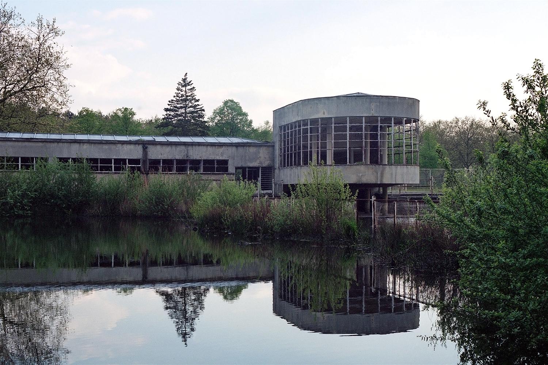 Hofstade Pool, Belgique - 2006 - 45x60cm