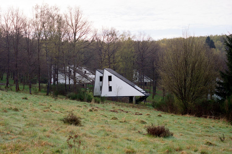 Les Dolimarts, Belgique - 2006 - 45x60cm