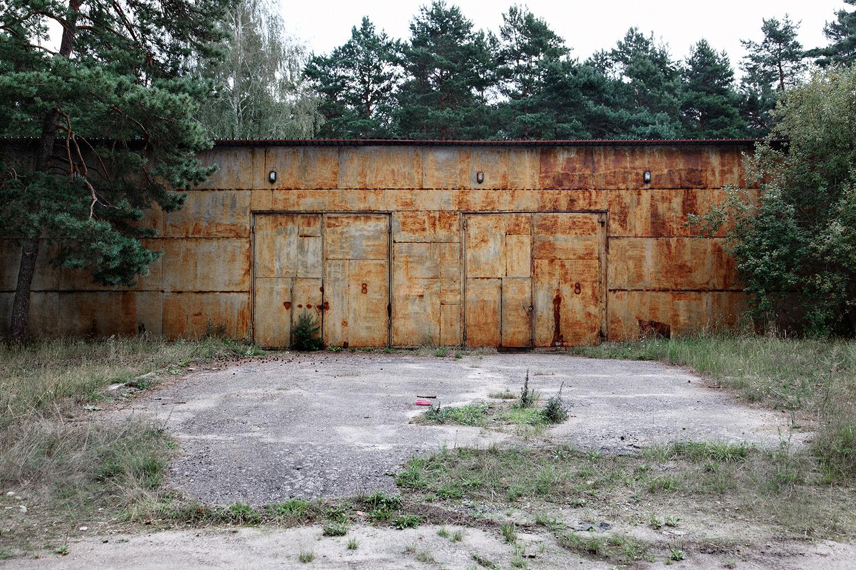 Borne Sulinowo, Pologne - 2010 - 45x60cm