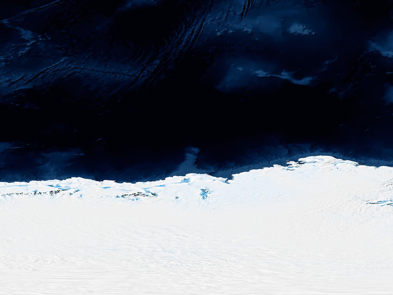 Antarctic Horizon,  2008