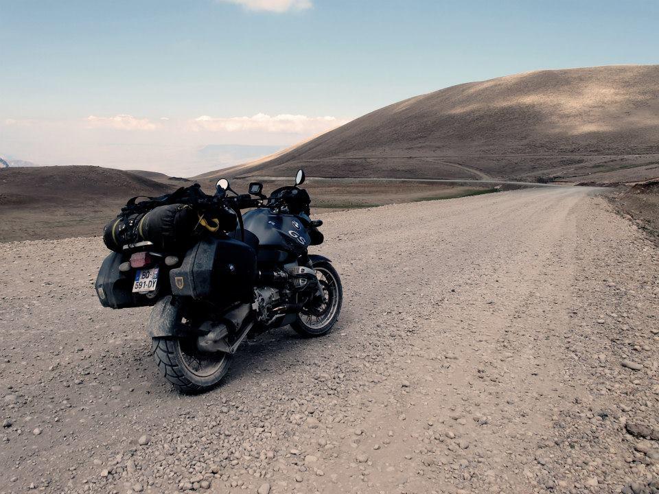 Sur la route, au Kurdistan turque