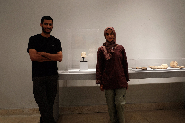 Le couple Dilmuni et Gilgamesh