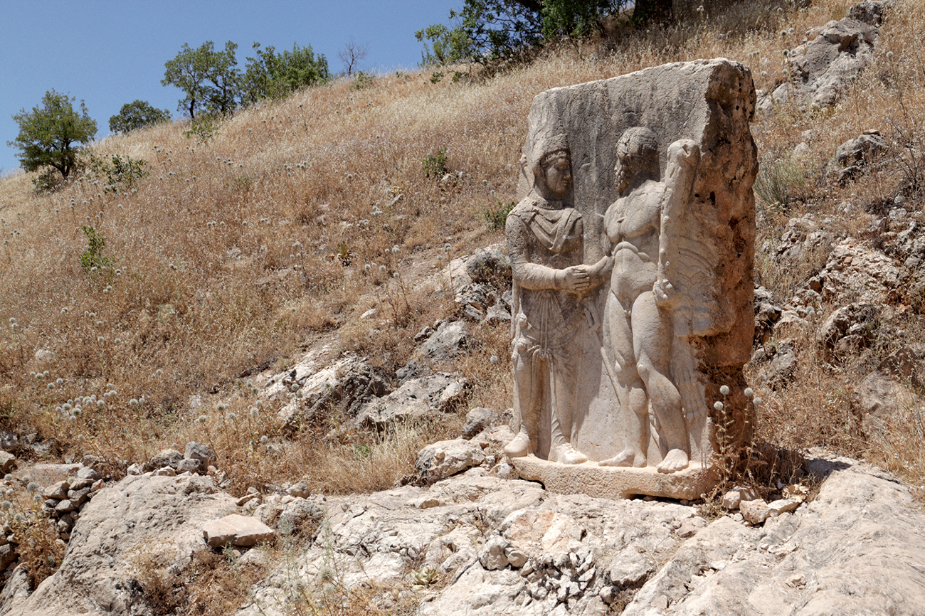 Antiochos Ier et Heraclès