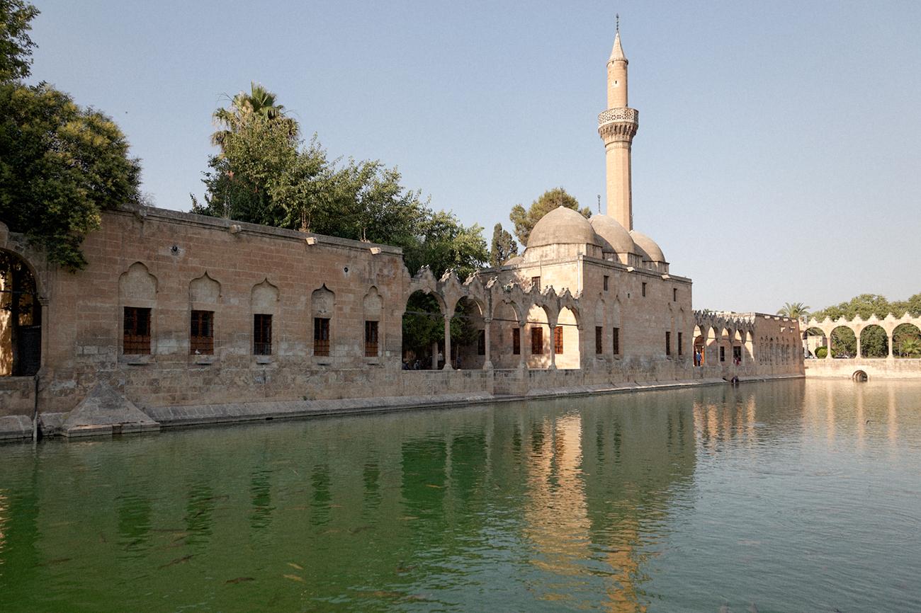 Le bassin d'Abraham