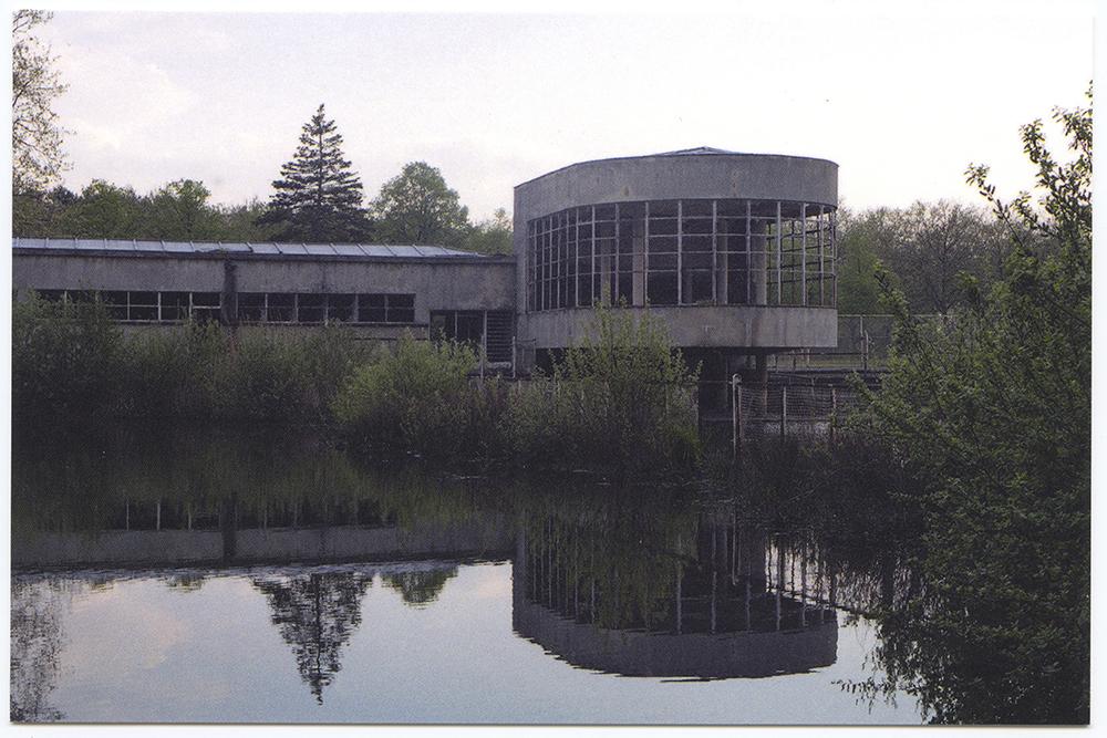 Piscine d'Hofstade - Belgique, 2005