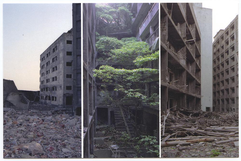 Gunkanjima - Japon, 2007