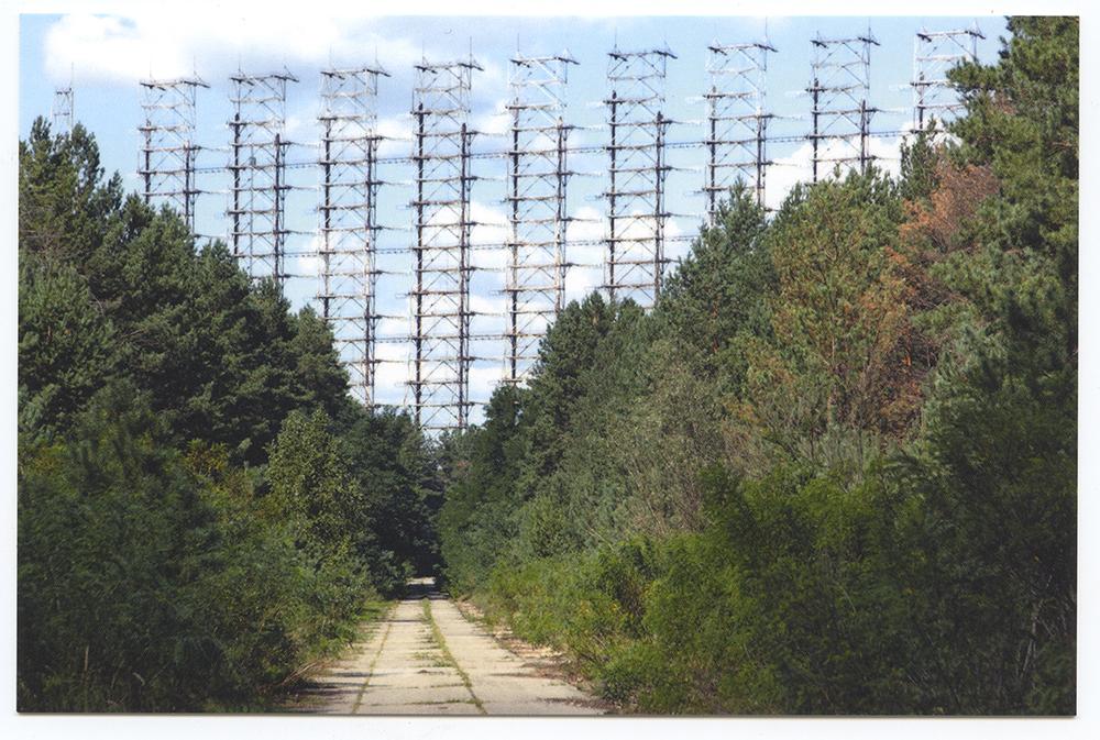 Duga-3 - Tchernobyl zone - Ukraine, 2010