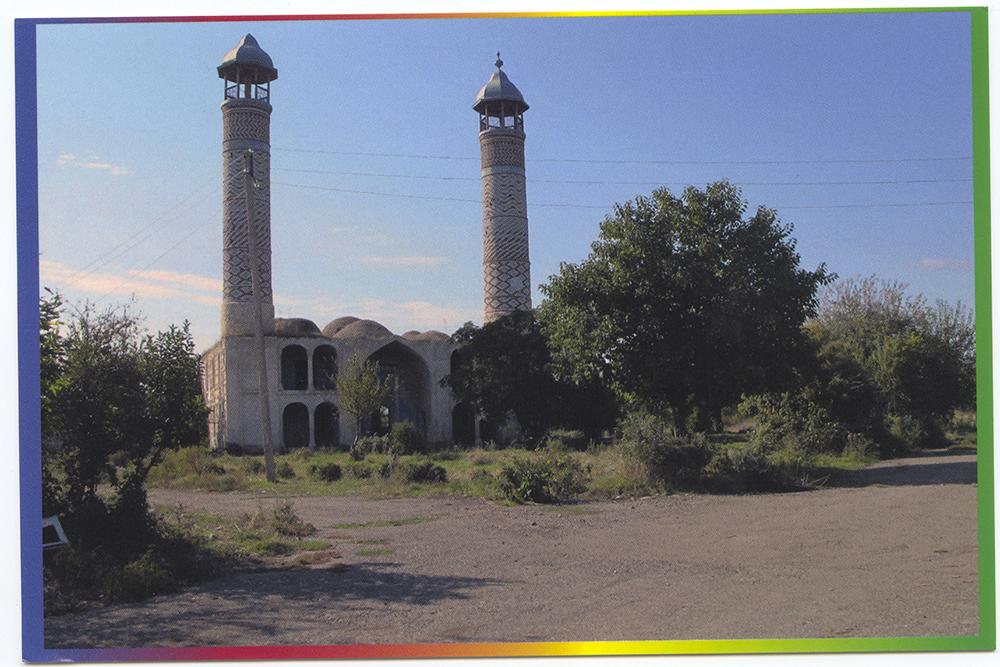 Aghdam - République du Haut-Karabagh, 2011