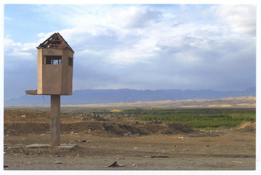 Frontière irako-syrienne - Irak, 2011