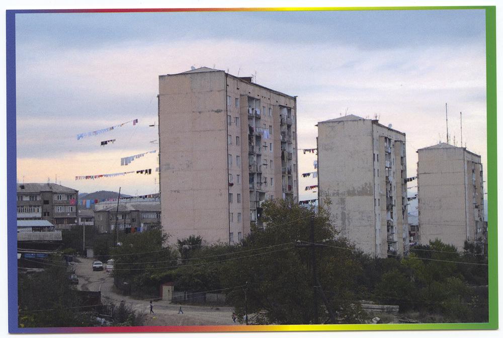 Stepanakert - République montagneuse du Haut-Karabagh, 2011