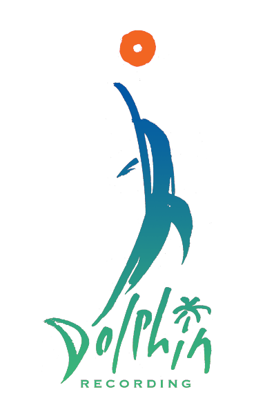 Dolphin Recording Logo/Lettering