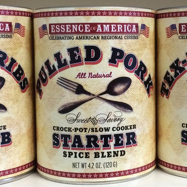 """Essence of America"" starter"