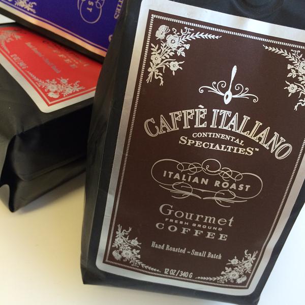 """Caffe Italiano Continental Specialties"""