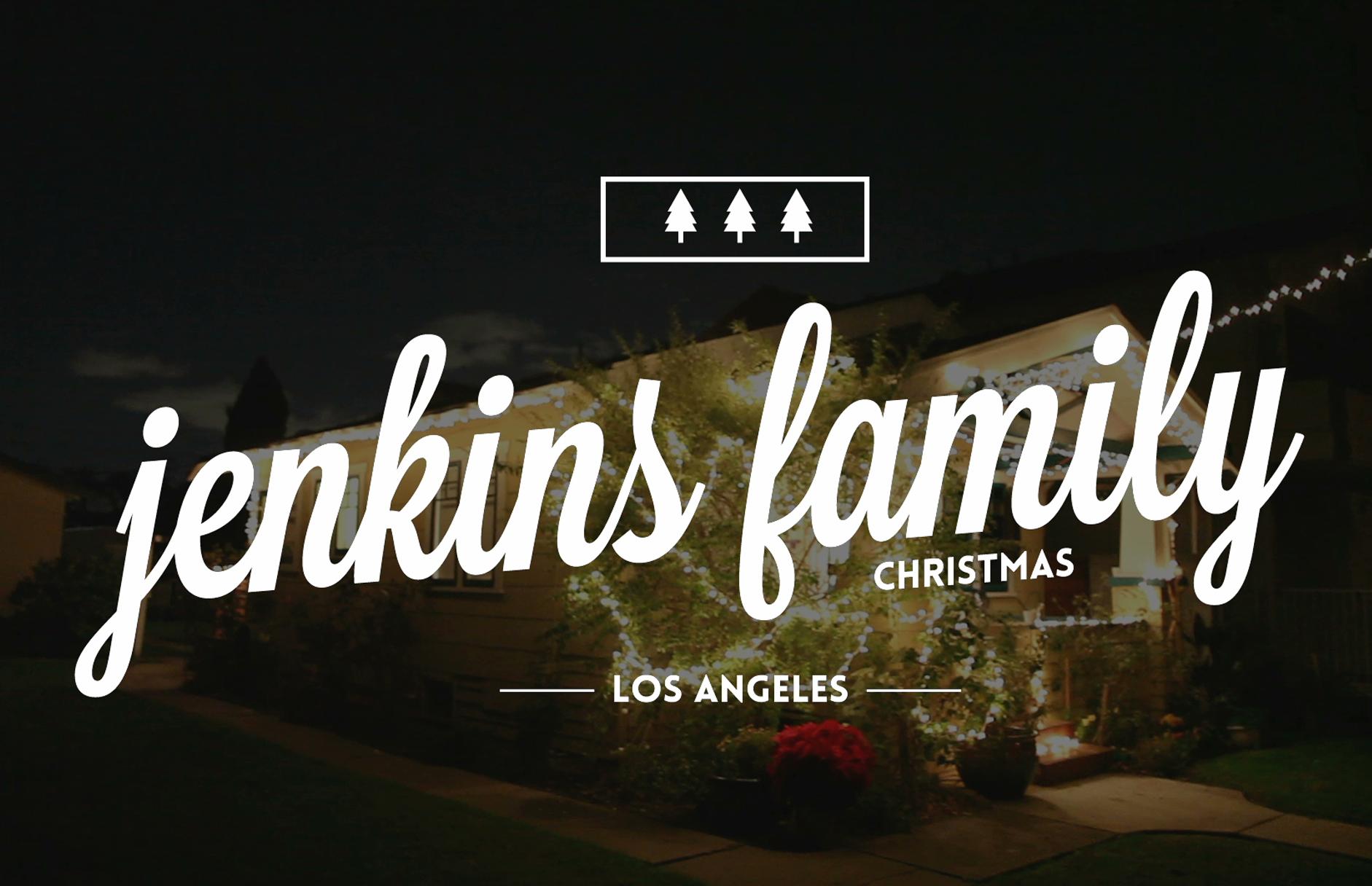 Jenkins Family Christmas 2013