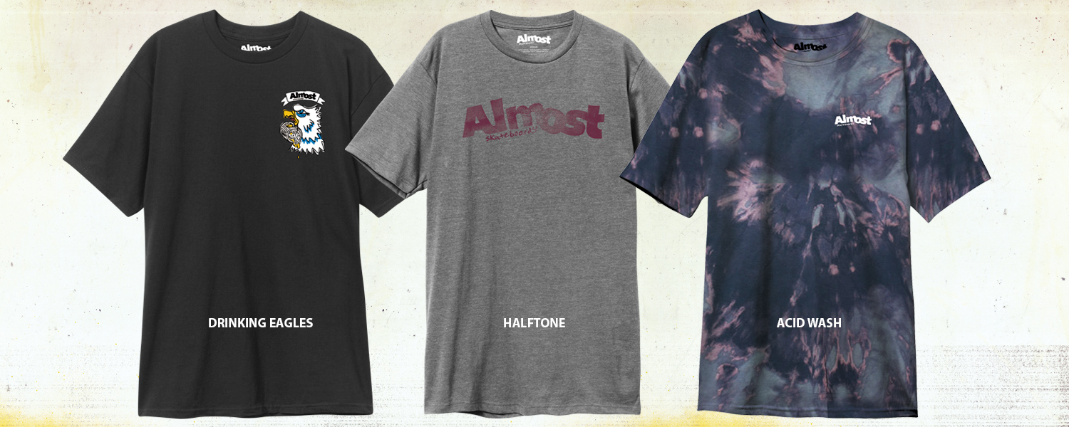 Almost_Skateboards_Spring_15_Tee_Shirts