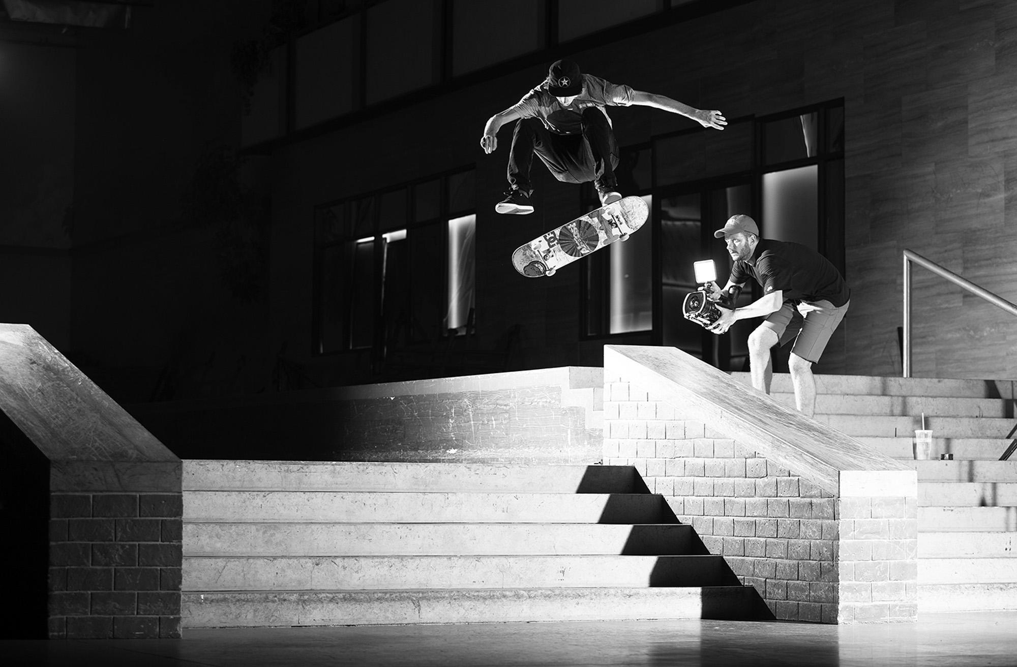 Tyson Bowerbank Almost Skateboards - The Berrics Recruit