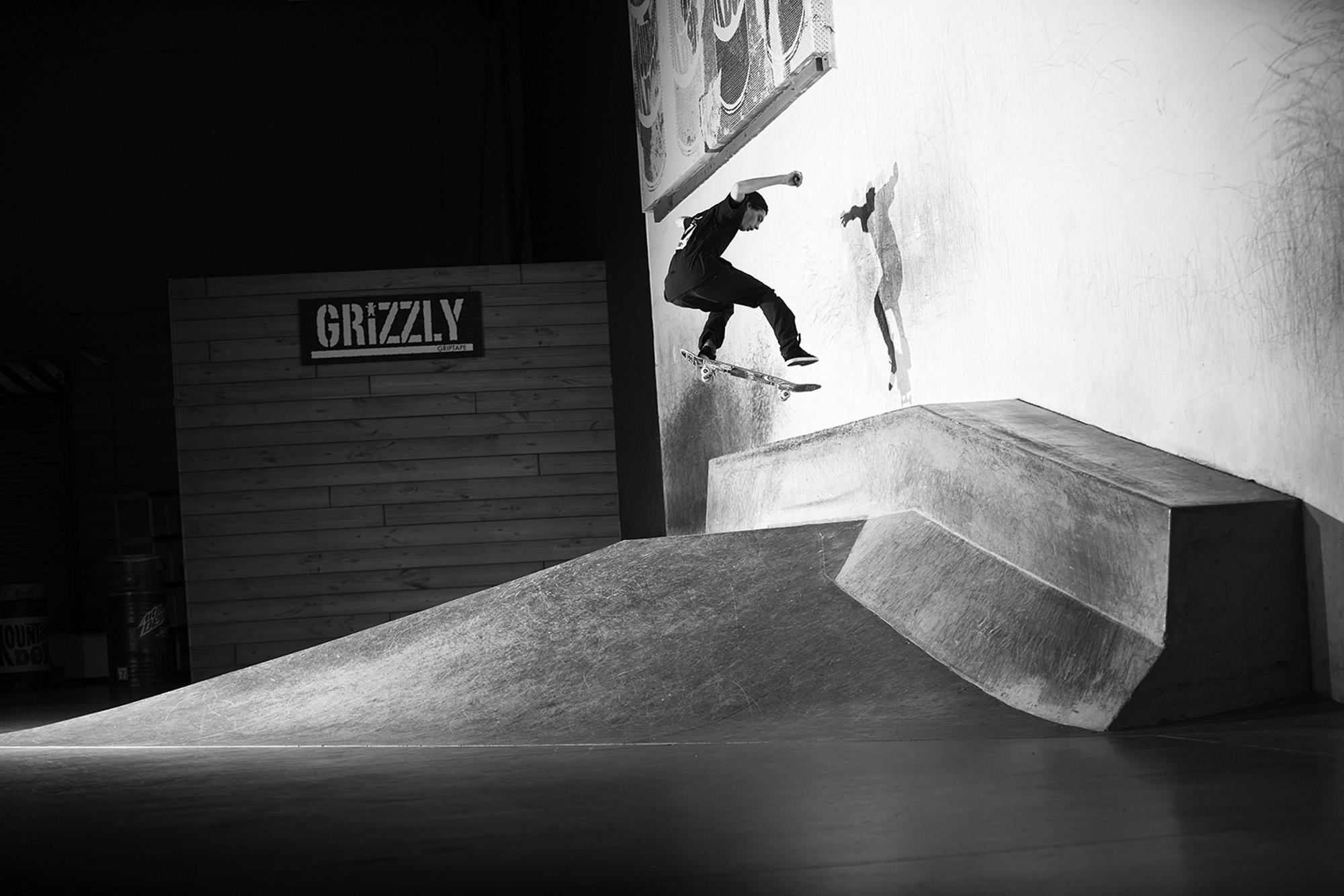 Tyson Bowerbank Almost Skateboards - The Berrics Recruit 3
